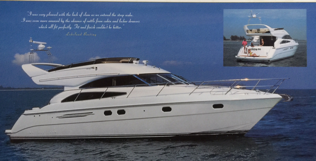 50 Viking Princess Sport Cruiser Yachts