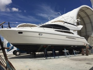 JAWS II 50 Viking Princess Yachts refit