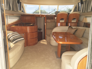 Viking Princess Yachts salon